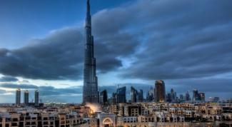 Что за страна Эмираты