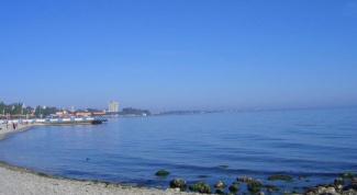Какое море в Феодосии
