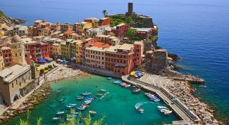 Курорты Италии: от Алассио до Лидо-ди-Езоло