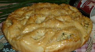 Как приготовить пирог с брынзой и укропом