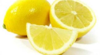 Как правильно выбрать лимон