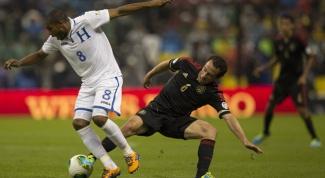 Как выступила сборная Гондураса на ЧМ 2014 по футболу