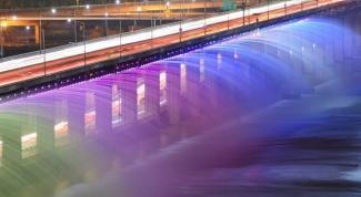 Какой фонтан самый длинный в мире