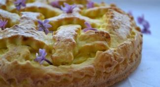 Как приготовить вкусный пирог пастьера