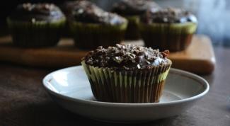 Как приготовить кофейно-шоколадные кексы