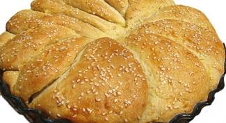 Как приготовить сербский хлеб «Погачице»