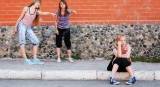 Что делать, если ребенка дразнят в школе