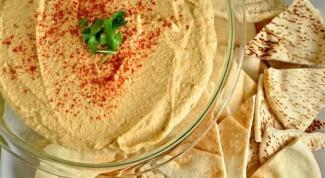 Как приготовить хумус с зирой