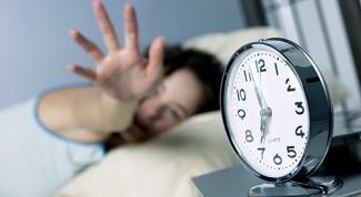 Как вставать без будильника
