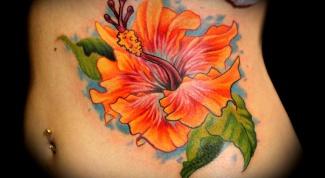 Гавайские татуировки и их значение