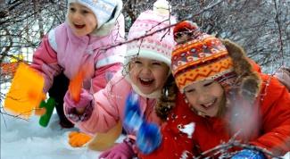 Игры ребенка в возрасте 1 – 3 лет