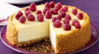 Как приготовить классический вариант творожного торта