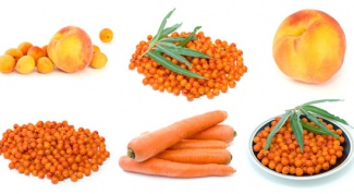 Чем полезны оранжевые овощи и фрукты