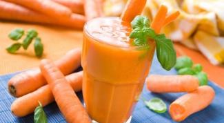 Облепихово-морковый коктейль на закваске