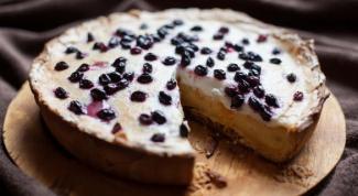 Как приготовить пирог с имбирем и лимоном
