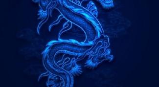Как сделать татуировку дракона
