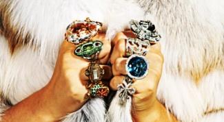 Какие кольца сейчас в моде