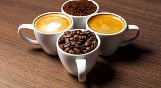 В каких напитках много кофеина
