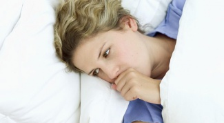 How to get rid of coughing in the night