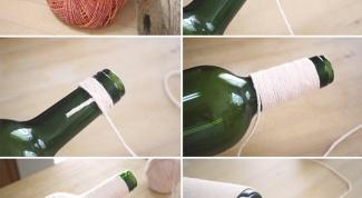 Как самому сделать вазу