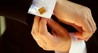 How to choose cufflinks to the shirt