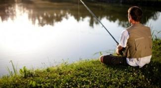 Как ловить рыбу в стоячей воде
