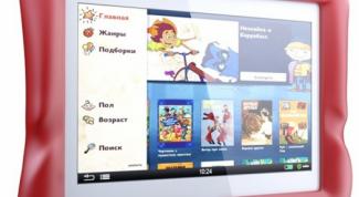 Какие развивающие игры на планшете предложить ребенку