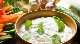 Как приготовить греческий соус