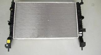 Как снять радиатор