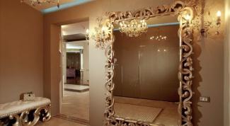 Как использовать зеркало в декоре квартиры
