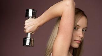 Выполняем упражнения для рук в домашних условиях
