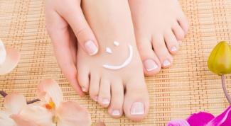Как передается грибок ног