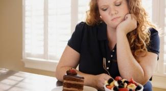 Как перестать быть толстой