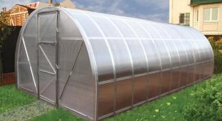 Какой фундамент сделать для теплицы из поликарбоната
