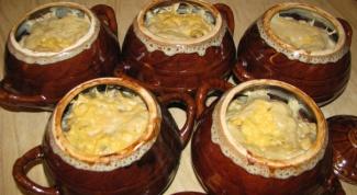 Как приготовить стручковую фасоль в горшочке