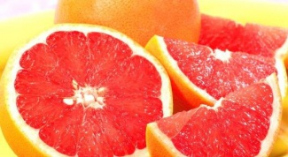 Like grapefruit burns fat