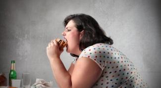 Переедание как болезнь