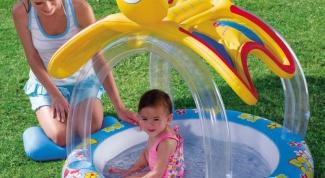 Как выбрать детский надувной бассейн в 2018 году