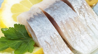 How to salt herring at home