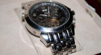 Тренды: модные мужские наручные часы
