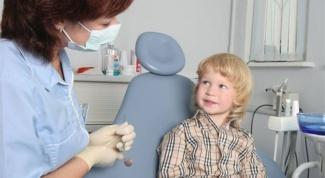 As children have milk teeth change on indigenous
