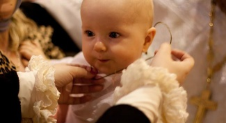 Как правильно выбрать нательный крестик ребенку
