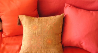 How to make a pillow with buckwheat