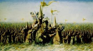 Союзы сакских племен: расселение и хозяйство