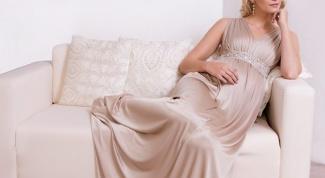 До какого месяца беременности можно надеть свадебное платье