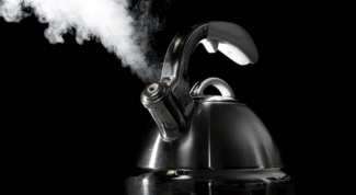 How to clean metal kettle