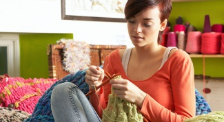 Knitting as a job