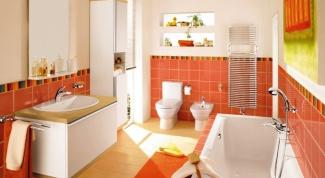 Порядок выполнения работ при ремонте ванной комнаты