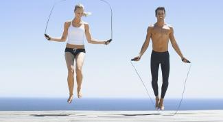 Какие мышцы задействованы при прыжках со скакалкой