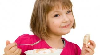 Питание ребенка в возрасте 5 лет